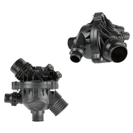 Water Pump & Thermostat Package, OEM - E82 128i, E9X 325i/328i/330i, E60  525i/528i/530i, X3, Z4