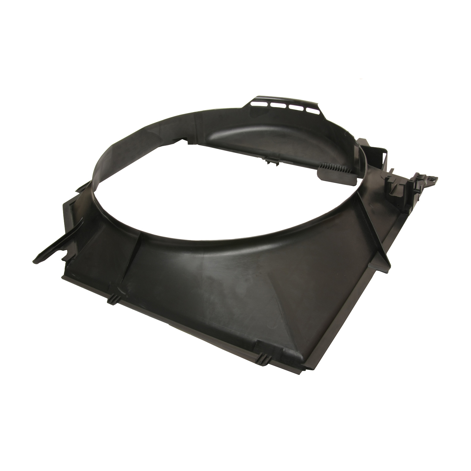 BMW Radiator Cooling Fan Shroud