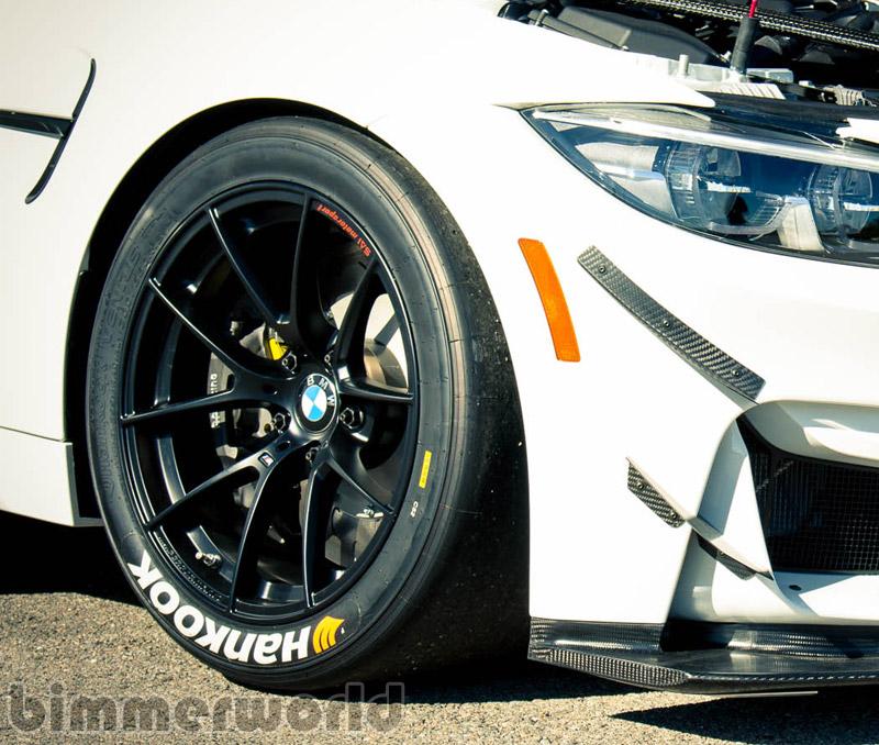 M4 GT4 18x11 Wheel