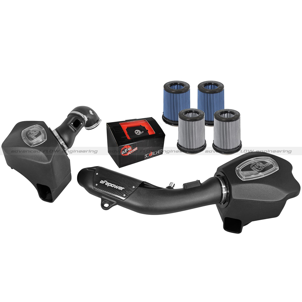 Bmwfort Package Includes: AFe Power Package (+64 HP / +65 Lb/ft)