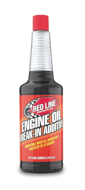 Red Line Engine Break In Additive
