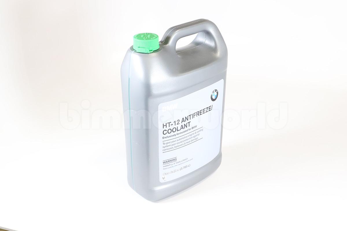 Genuine Bmw Coolant Antifreeze Green 1 Gallon Jug