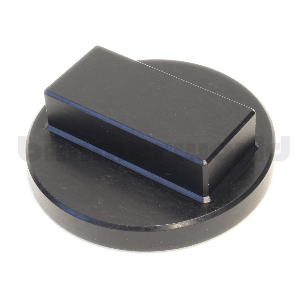 Aluminum Jack Pad Adapter