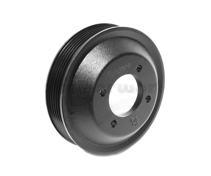 For BMW 3,5 Series M3 Z3 E36 E39 Aluminum Water Pump Pulley NEW