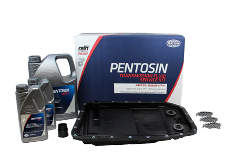 Automatic Transmission Filter Amp Fluid Kit