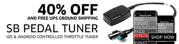 40% Off Pedal Tuners