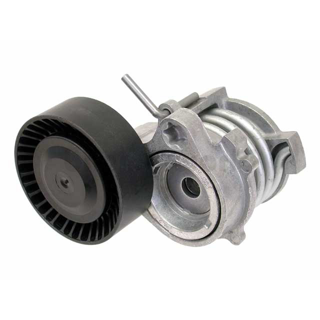 AC Belt Tensioner With Pulley