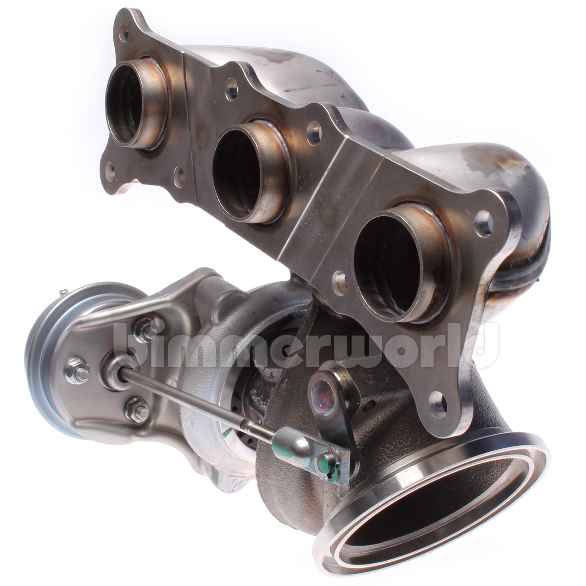 Bmw Turbocharger Front N54 11657649289 E90 E92 E93 335i