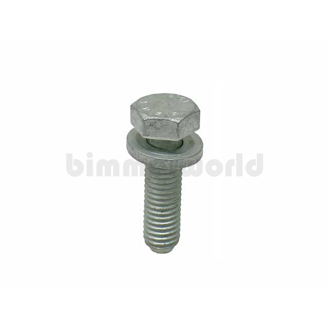 Bolt And Washer >> Genuine Bmw Hex Bolt With Washer M10x35 Z1 10 9 33306760652