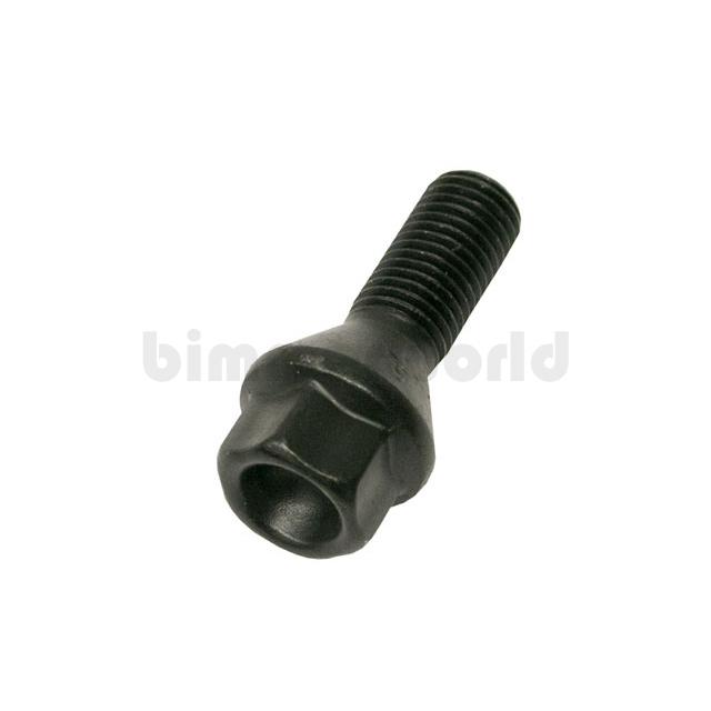 Wheel Bolt BMW 3er E93 M12x1 5 Length 51//26mm OE 36131126191 36136781150