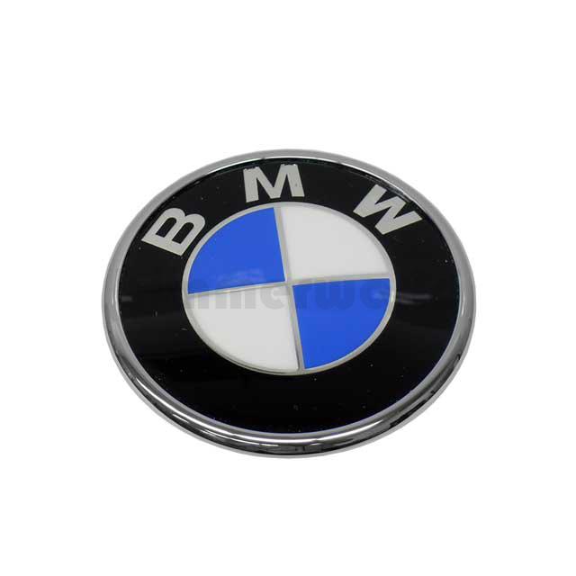 bmw trunk emblem e46 convertible 51137019946. Black Bedroom Furniture Sets. Home Design Ideas