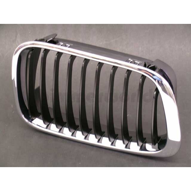 Genuine BMW Front Grille, Right
