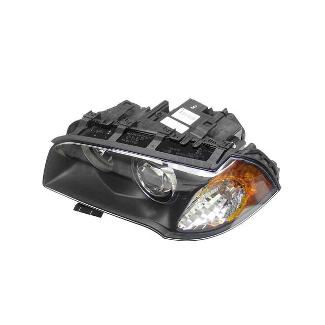 Bi-xenon Adaptive Headlight - Left - BMW X3 (2004-2006) - 63123418395