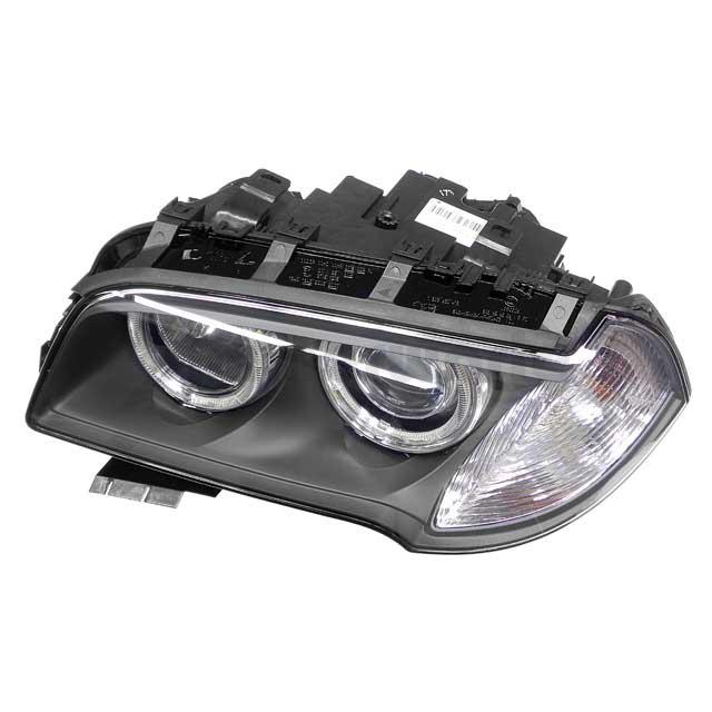 Bi-Xenon Adaptive Headlight - E83 X3 LCI 2007-2010 Left 63123456045