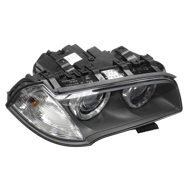 Bi-Xenon Adaptive Headlight - E83 X3 LCI 2007-2010 Right 63123456046