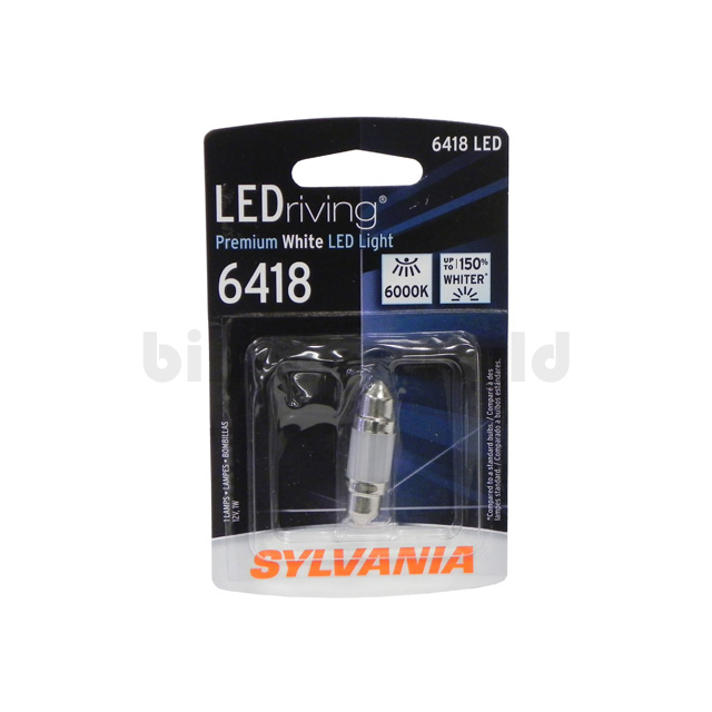 Bmw Sf Sylvania Led Bulb on Festoon Led Bulb