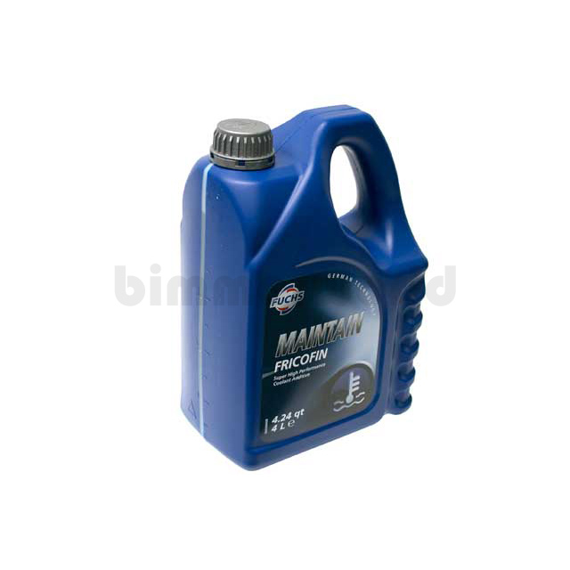 Fuchs Maintain Fricofin Coolant (Antifreeze), 4 Liter Jug
