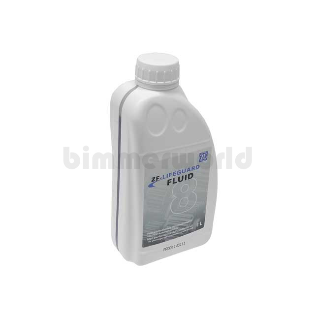 ZF Lifeguard 8 ATF 3+ Auto Trans Fluid for ZF 8-speed Automatic