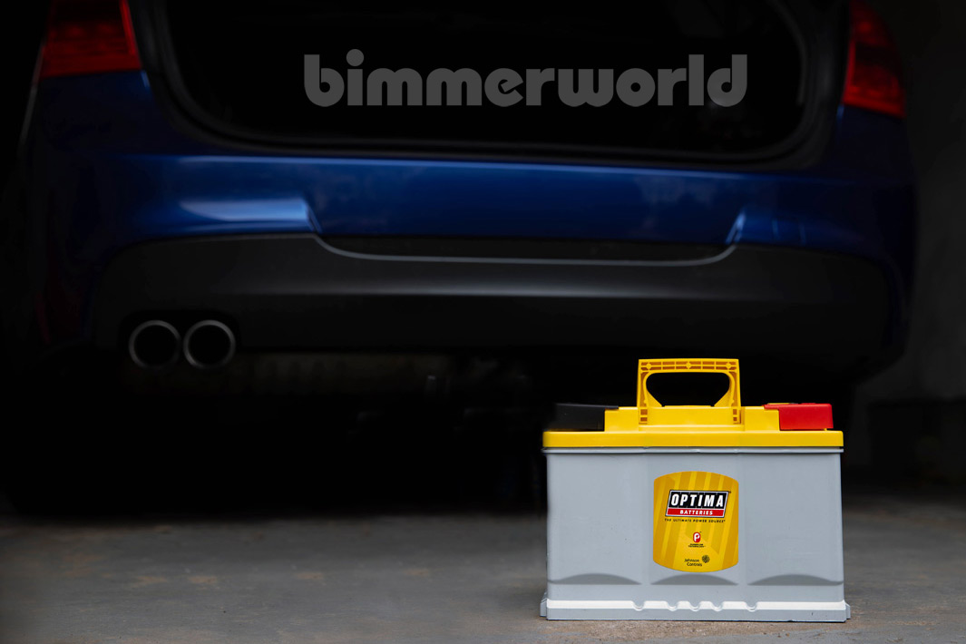 OPTIMA H6 Car Battery - 800 CCA (Fits BMW E30 E36 E46 E90 ...