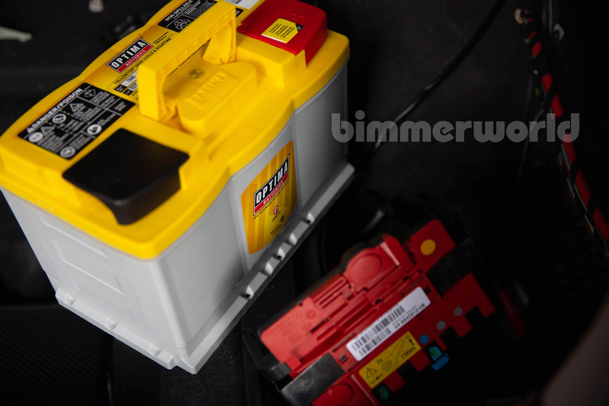 OPTIMA H6 Car Battery - 800 CCA - Stock BMW-Style Replacement
