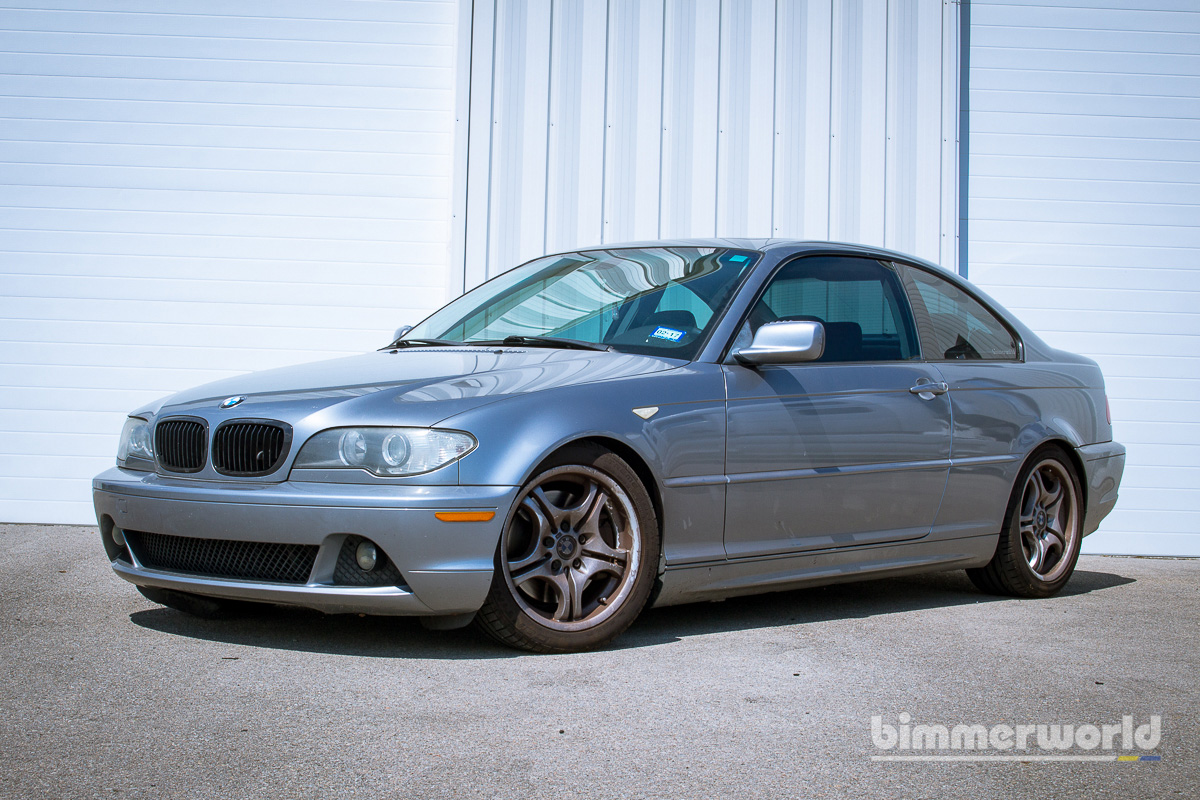 E46 330Ci Project Car