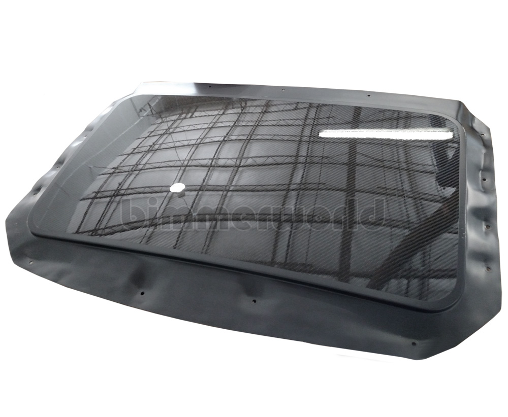 E92 Carbon Fiber Sunroof Fill Panel Coupe