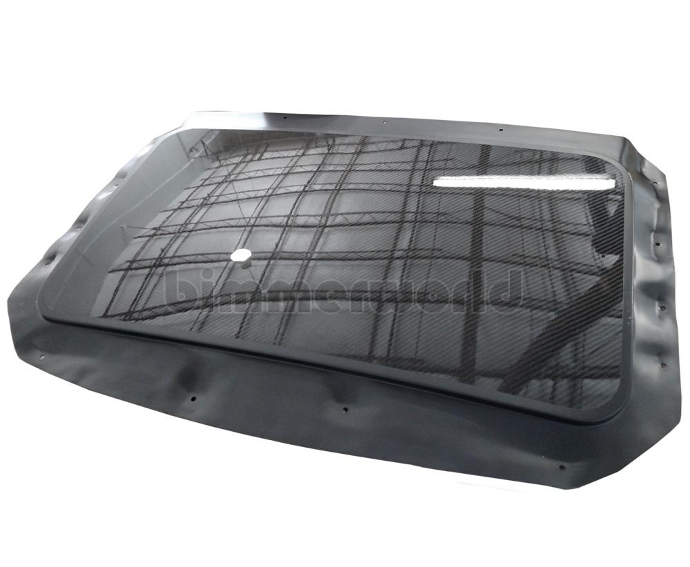 E92 Carbon Fiber Sunroof Fill Panel Coupe
