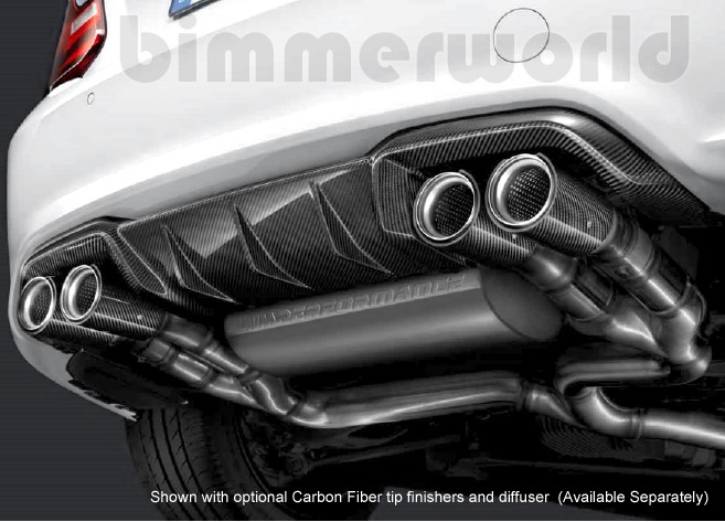 f87 m2 bmw m performance exhaust system w bluetooth valve control. Cars Review. Best American Auto & Cars Review