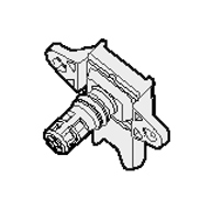 Intake Manifold Pressure Sensor - E9X M3 (13627838385)