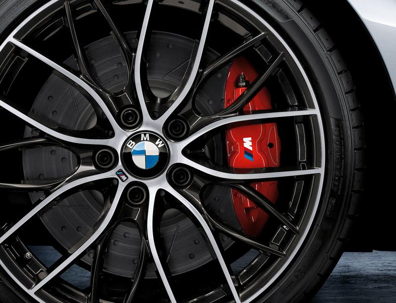 BMW F30 F32 F33 3-Series 4-Series Genuine Rear Brake Pad Set,Pads 328i 335i 428i