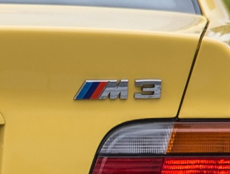 Bmw M Badge E36 Z3