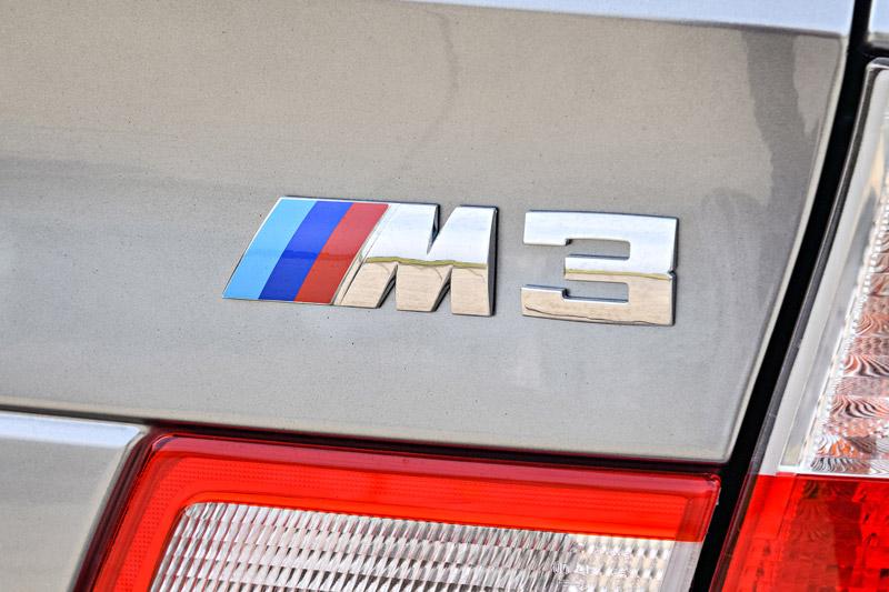 Bmw M3 Badge E46