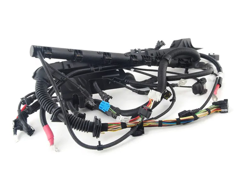 Genuine BMW Engine Wiring Harness - Z3 M with S54 - 12517831637BimmerWorld