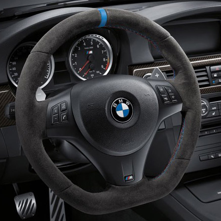 Genuine Bmw Steering Wheel 32302212772