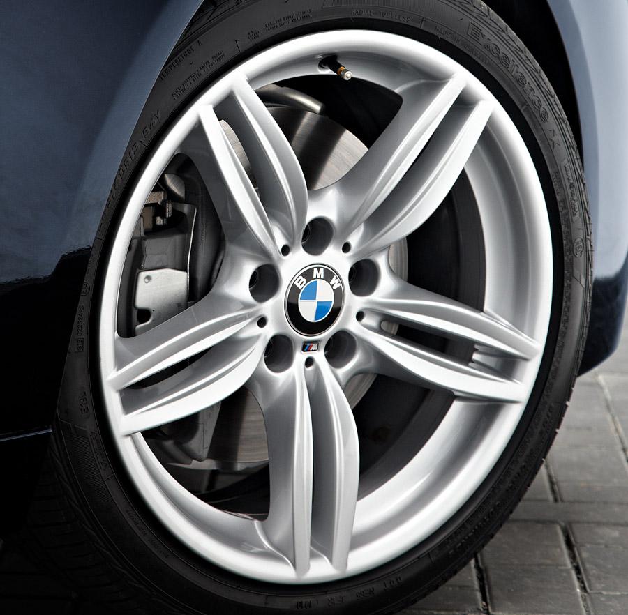 Genuine Bmw F10 M Sport Style 351 19x9 0 Et44 Front Wheel