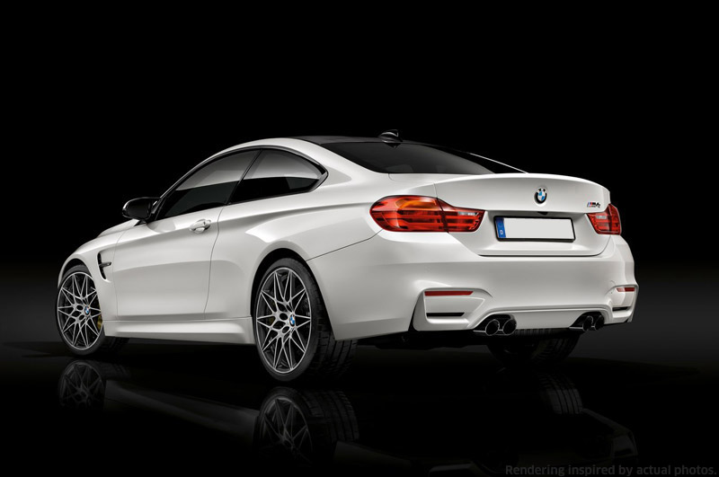 M4 Competition Package >> Genuine BMW F8X M3/M4 ZCP Style Black 666M 20x10.0 ET40 Rear Wheel