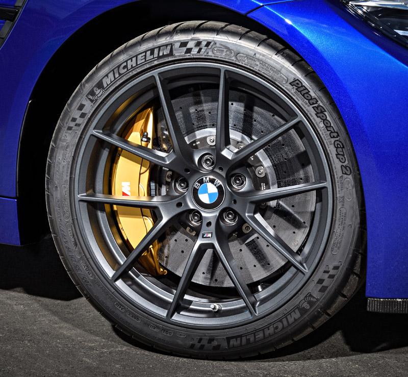 Genuine BMW F8X M2/M3/M4 Style 763M Black 19x10.0 ET40 ...