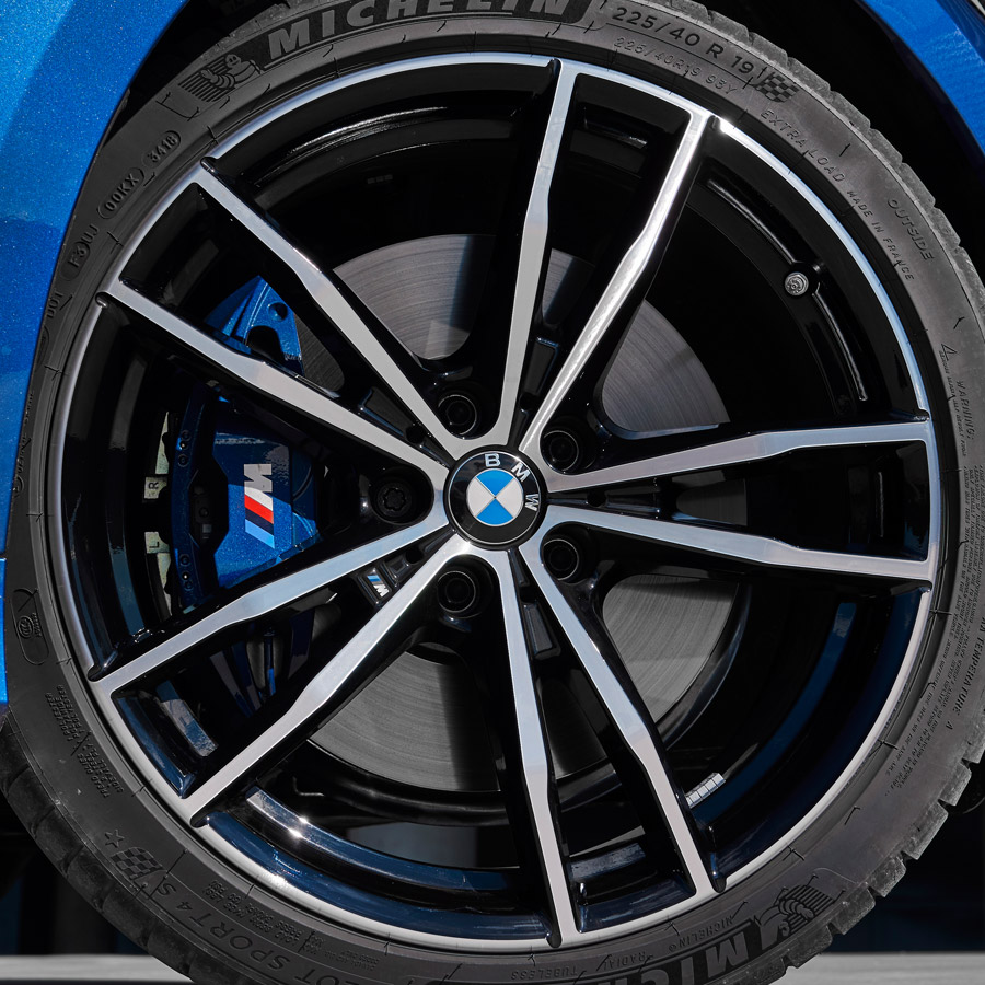 Genuine BMW Style 791M 19x8.0 ET27 Wheel