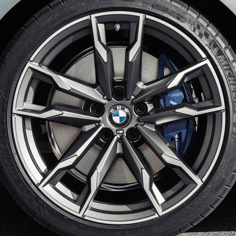 Bmw Z4 Custom Wheels: Genuine BMW Style 800M 19x9.0 ET32 Wheel