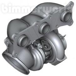Genuine Bmw Turbocharger Rear N54 E82 135i Amp 1m E60