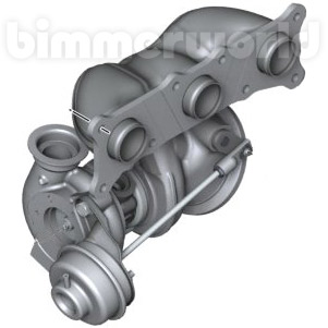 OEM BMW Turbo Charger