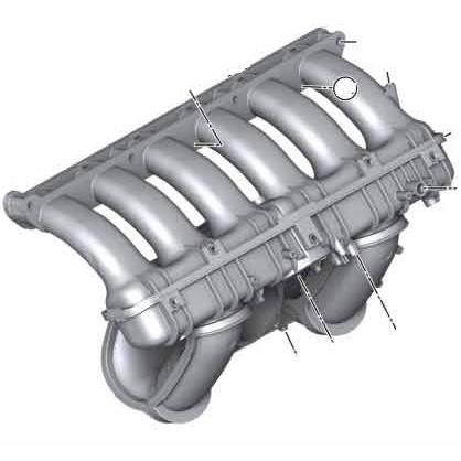 Genuine Bmw Intake Manifold E90 E92 E93 328i 328xi 325i