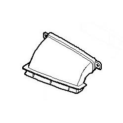 Genuine Bmw Intake Duct Left 13717547592 E82 E82 1m Coupe