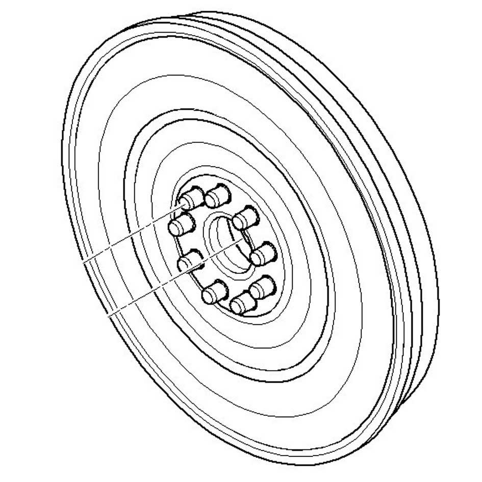 e9x m3 dct oe bmw flywheel BMW E46 dual mass flywheel genuine bmw e9x m3 dct 21212283810