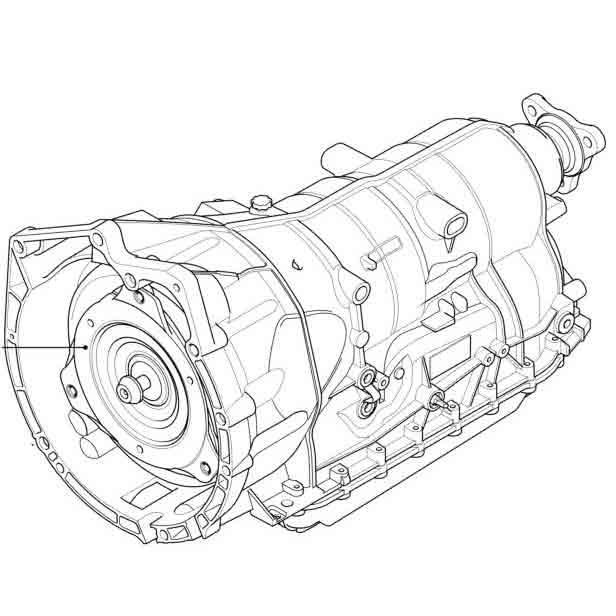Rmfd Automatic Transmission Ga6hp19z E90 325i 24007547901: BMW E90 N52 Engine Diagram At Hrqsolutions.co
