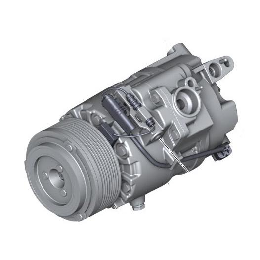 A C Compressor With Clutch N55 2012 2018 Models