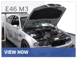 BimmerWorld BMW E46 M3 Project Car