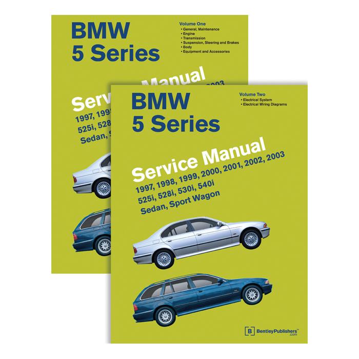 bentley service manual e39 97 03 5 series 2 volume rh bimmerworld com e39 bentley service manual bentley bmw e39 service manual volume 2