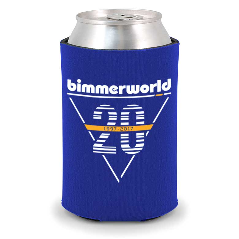 Bimmerworld 20th Anniversary Coozie Is the yeti colster worth the money? bimmerworld 20th anniversary coozie