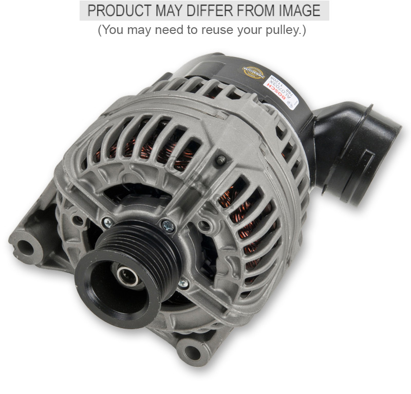 Alternator Bosch 120 Amp 12317501599 Al0703x For
